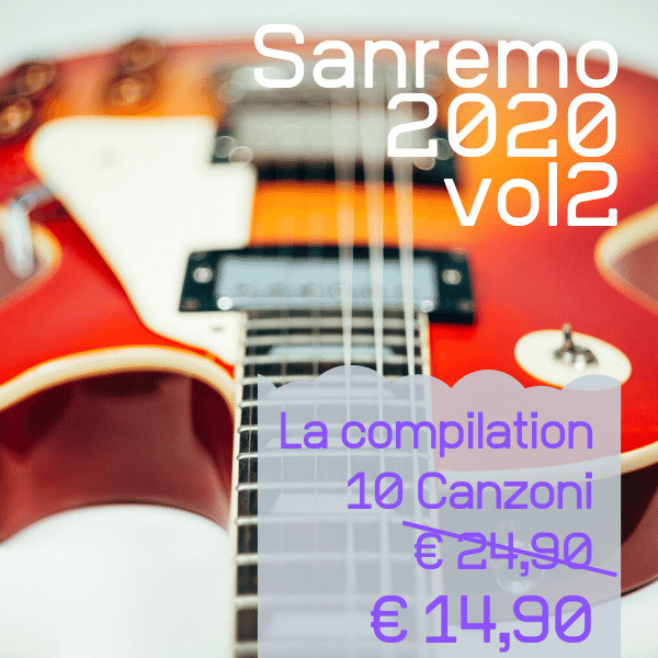 sanremo 2020 vol.2 mp3